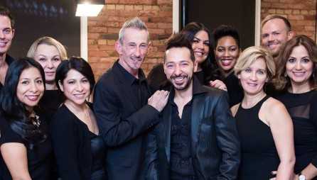 Luigi Parasmo Salon Celebrates Grand Opening of New Spa