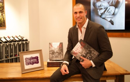 Fashion Photographer Nigel Barker Hosts Book Signing Event at DCanter Capitol Hill