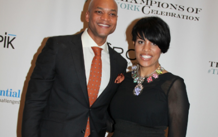 Wes Moore Hosts Inaugural Champions of #THEWORK Celebration